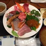73158113 - 海鮮丼 具大盛り