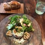 DIALOGUE - 前菜&バゲット