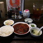 73159613 - 麻婆春雨定食