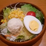 満天食堂 - 満天サラダ