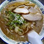 73160233 - こく煮干し・手打麺