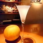 バー デイブレイク トウキョウ - 千葉産 豊水 梨カクテル