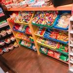 放課後駄菓子バーAー55 京都四条河原町店  - 自慢の駄菓子置き場。全て食べ放題です!
