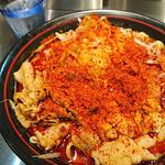 麺創研 紅 - 鬼紅ラーメン