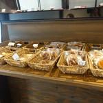 マツシタキッチン - ☆焼き菓子もいろいろありました♪☆