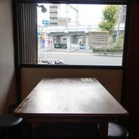 マツシタキッチン-☆窓際席(*^^)v☆