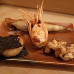 鮨あおき - 焼物