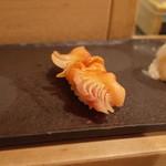 鮨あおき - 赤貝