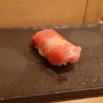 鮨あおき - 中トロ