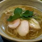 満麺の笑み - 海塩(塩ラーメン)