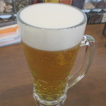 カフェと印度家庭料理 レカ - ビール