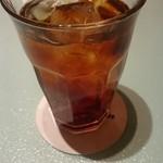 チャイナムーン - アイスプーアル茶 518円