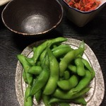 ちゃんこ市関 - 枝豆