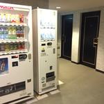 ホテル サンバリー - 館内自販機
