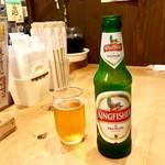 やるき - キングフィッシャー・ボトル・500円
