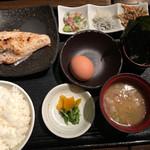 魚や 六蔵 - 潮風:西京焼がメイン