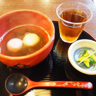 日本ぜんざい学会 - 料理写真:出雲ぜんざい