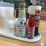 ビアンモール - 料理写真:テーブルアイテム