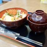 丼の店 おいかわ - [2017/09]宮古海鮮ちらし(900円)