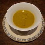 コションローズ - カボチャのスープ