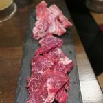ステーキ&焼肉 食べ放題 300B ONE - 更に追加肉 ズームアップ