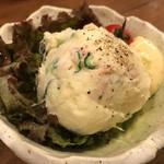 ぶらぶら - ポテトサラダ