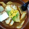 手打らーめん紅花 - 料理写真:味噌バターポテト800円