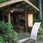 KARPENTER - 店舗外観 2017年9月
