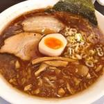 そらや - 料理写真:魚介醤油ら~めん(800円)
