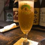 鮨ノ蔵 - ドリンク写真: