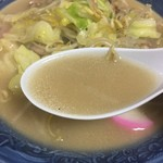 ビッグワン - スープ