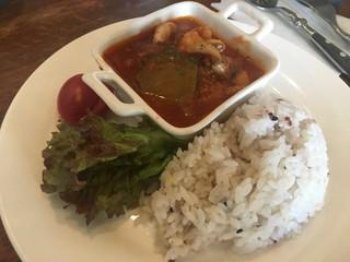 Cafe&Deli COOK - 若鶏とたっぷり野菜のラタトゥイユ