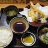 雅斗嵐 - 料理写真:天ぷら定食@1,026 ※ご飯小盛り