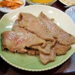 近江かね安 - 料理写真:岡崎牧場 バラ肉