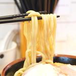 麺屋一燈 - 太麺