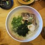 広島瀬戸内料理 雑草庵 - 鯛ソーメン