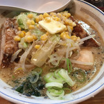 チャーシュー力 - 料理写真:ブッチャー味噌  980円
