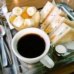 喫茶 パール - エッグセット \760