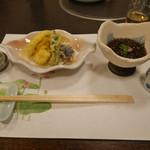 アブラヤ宴席油や - 2017/6/☆  天ぷら