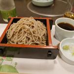 アブラヤ宴席油や - 2017/6/☆  蕎麦のアップ♪♪♪