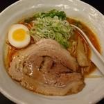 辛いラーメン14 - 辛味噌(2倍)(800円)