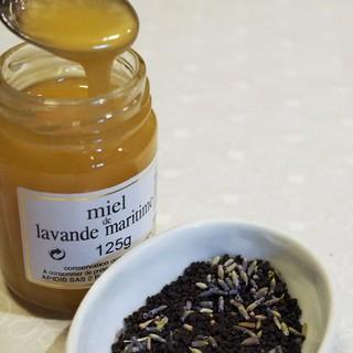 Maison romi-unie - ラベンダーの紅茶とラベンダーのはちみつ