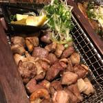 炭焼き 九州創作酒場 焼肉 はぐるま -