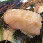 第三春美鮨 - 鮃 縁側 2kg 釣 浜〆 北海道利尻