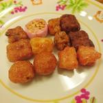AZABU KARINTO - かりんとパレット橙