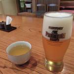 さらしなの里 - 生ビール