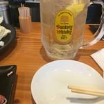 バッテンよかとぉ - ハイボール(レモン入り)