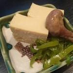 太香未 - 料理写真:落ちアユの卵入り卵焼き