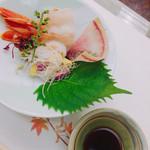 日本料理 ぎん - 赤海老