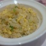 里弄 - 鮎のほぐし身と新生姜の炒飯